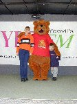 YDR FM Roadshow at The Bandstand, Yeovil - 28-April-2001