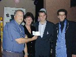 Jonathon Hope Memorial Fund, Charity Night, 15-Oct-2001