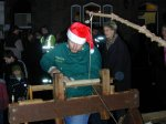 It's only November, but Santa's busy at work !!!