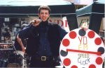 YDR FM's new fun game 'Speed Clock'