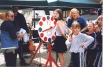Roll up, roll up with speed clock.