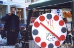 YDR FM Roadshow at The Bandstand, Yeovil - Jul-1999